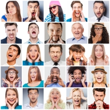 © Gstockstudio1 | Dreamstime.com - Diverse People With Different Emotions. Photo