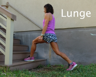 Lunge Stairs 1